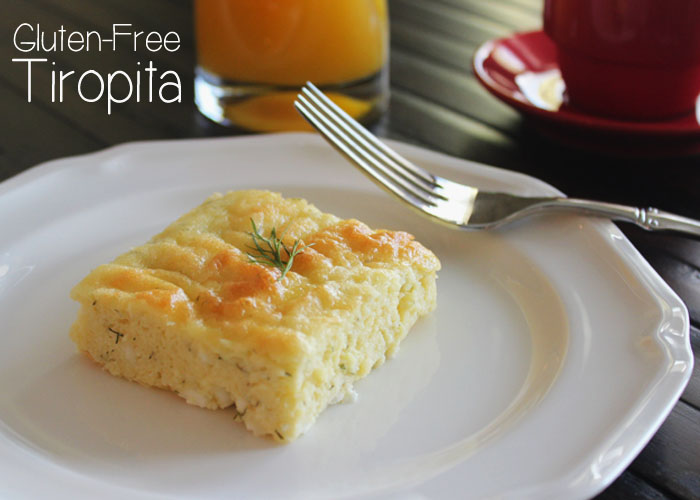 Gluten-Free Tiropita 1