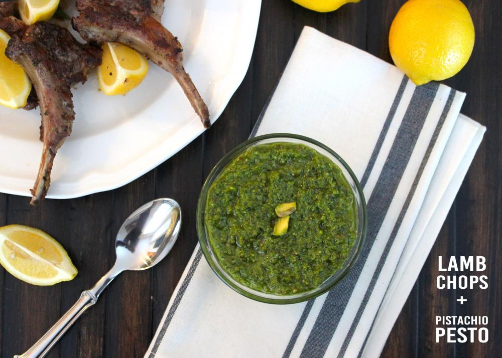 Pistachio Pesto 1.2 + TItle