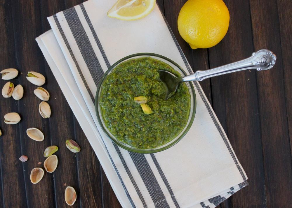 Pistachio Pesto 2
