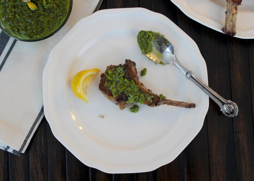 Pistachio Pesto 3